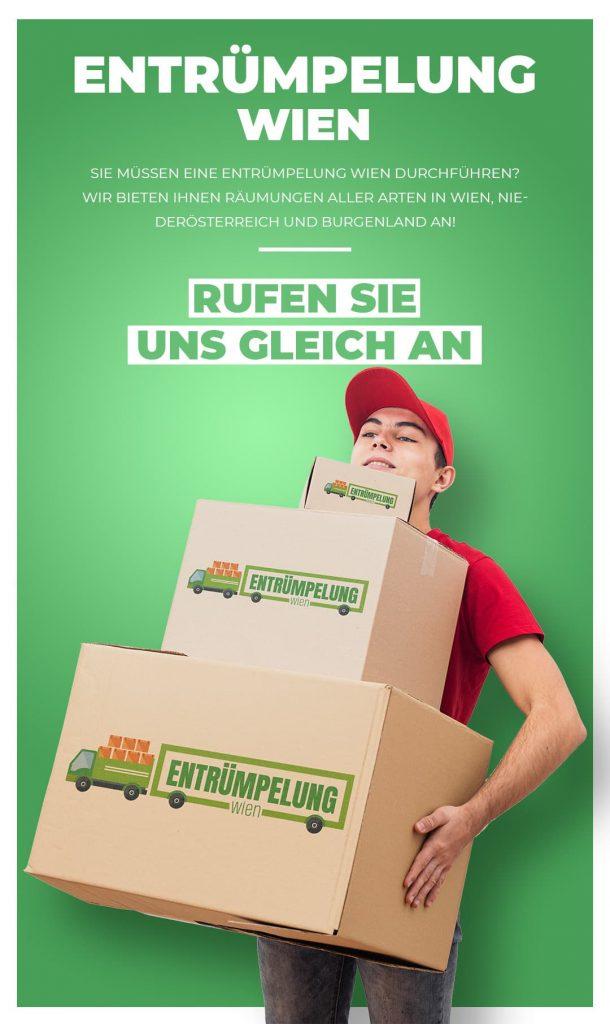 Entrümpelungsfirma Wien